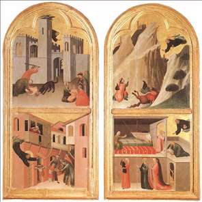 Blessed Agostino Novello Altarpiece
