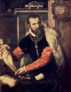 Portrait of Jacopo Strada