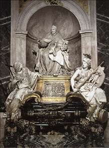Tomb of Pope Innocent XI