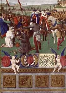 The Martyrdom of St James the Great