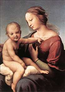 Madonna and Child (The Large Cowper Madonna)