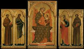 Panels of a Polyptych