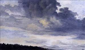Rome: Study of Clouds
