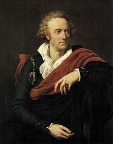 Portrait of Vittorio Alfieri