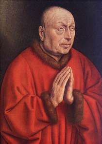 The Ghent Altarpiece: The Donor
