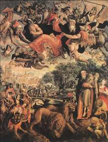 The Temptation of St Antony
