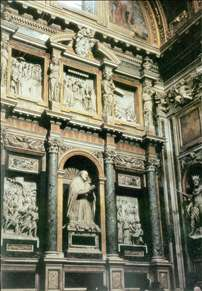 Monument to Pope Paul V