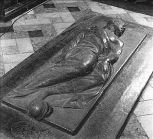 Tomb of Sir William Curle