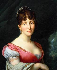Portrait of Queen Hortense