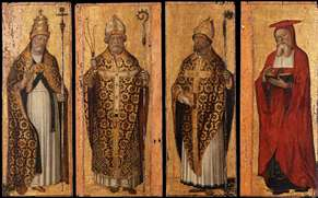 Four Doctors of the Church