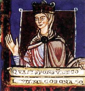 Gospels of Henry the Lion (detail)