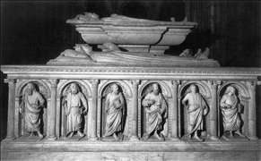 Tomb of the Dukes of Orleans