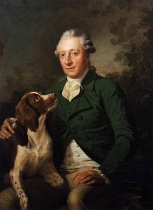 Portrait of Count Anton Lamberg-Sprinzenstein