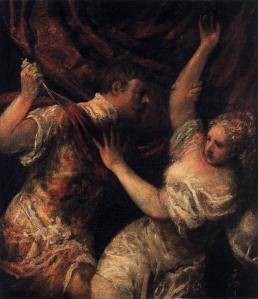 Tarquin and Lucretia