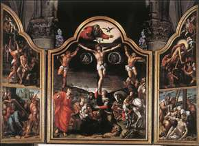 Altarpiece of Calvary