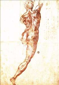 Study for a Nude