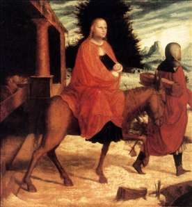 The Flight into Egypt