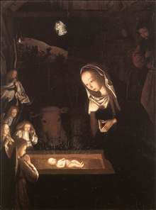 Nativity, at Night