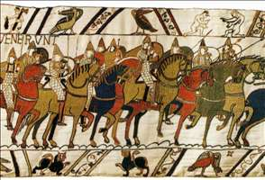 The Bayeux Tapestry (detail)