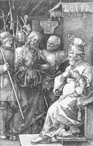 Christ before Caiaphas (No. 4)