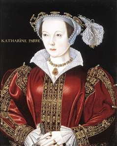 Portrait of Catherine Parr