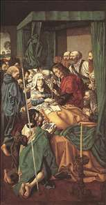 The Death of the Virgin