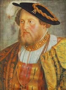 Portrait of Ottheinrich, Prince of Pfalz