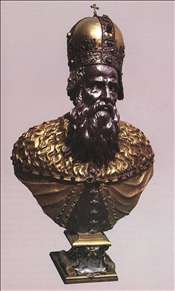 Herm of St Stephen, King of Hungary