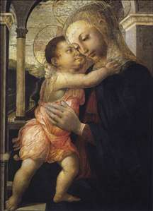 Madonna and Child (Madonna della Loggia)