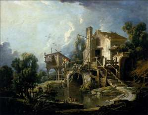 The Mill at Charenton