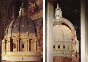 Model for the dome