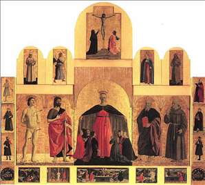 Polyptych of the Misericordia