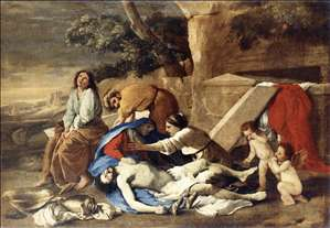 Lamentation over the Body of Christ
