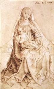 Virgin with the Blessing Child