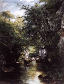 The Stream at Brème