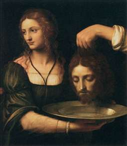 Salome Receiving the Head of St John the Baptist