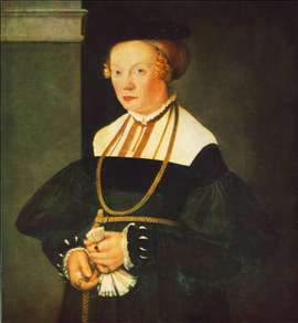 Portrait of Felicitas Seiler