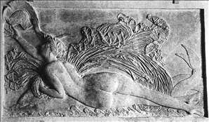 Nereid Bringing the Helmet of Achilles