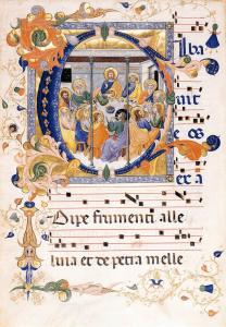 Gradual 2 for San Michele a Murano (Folio 78)