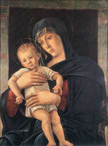 Madonna with the Child (Greek Madonna)