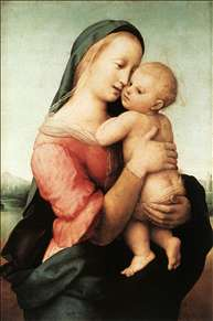 Madonna and Child (The Tempi Madonna)