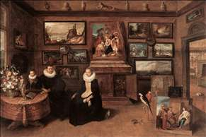 Sebastiaan Leerse in his Gallery