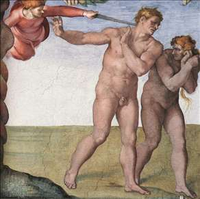 Expulsion from Garden of Eden