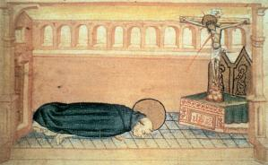 St Dominic Prostrating Himself