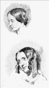 Study for Jenny Le Guillou and Joséphine de Forget