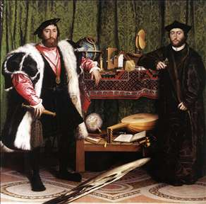 Jean de Dinteville and Georges de Selve (`The Ambassadors')