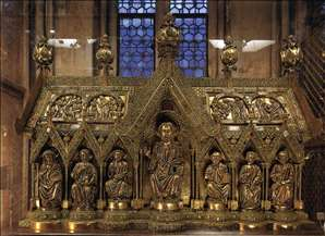 Shrine of St Elizabeth of Hungary