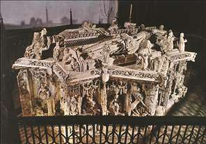 Tomb of Juan II of Castile and Isabel of Portugal