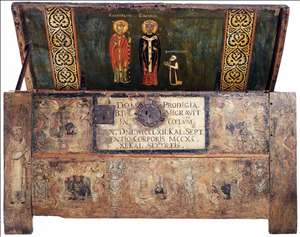 Casket of the Blessed Julianna