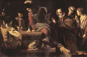 Denial of St Peter